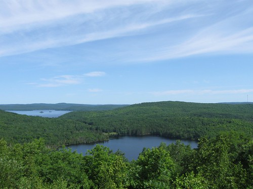 View from Blueberry Mountain