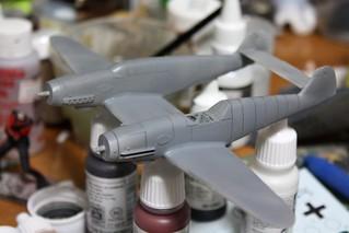 "A-Model ""72217 Bf109Z"" -3"