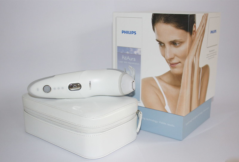 Philips ReAura Laser Skin Rejuvenation