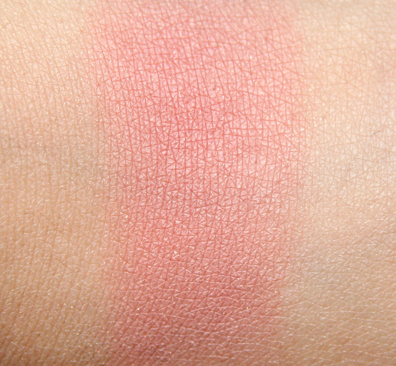 bare minerals ready the aphrodisiac blush swatch