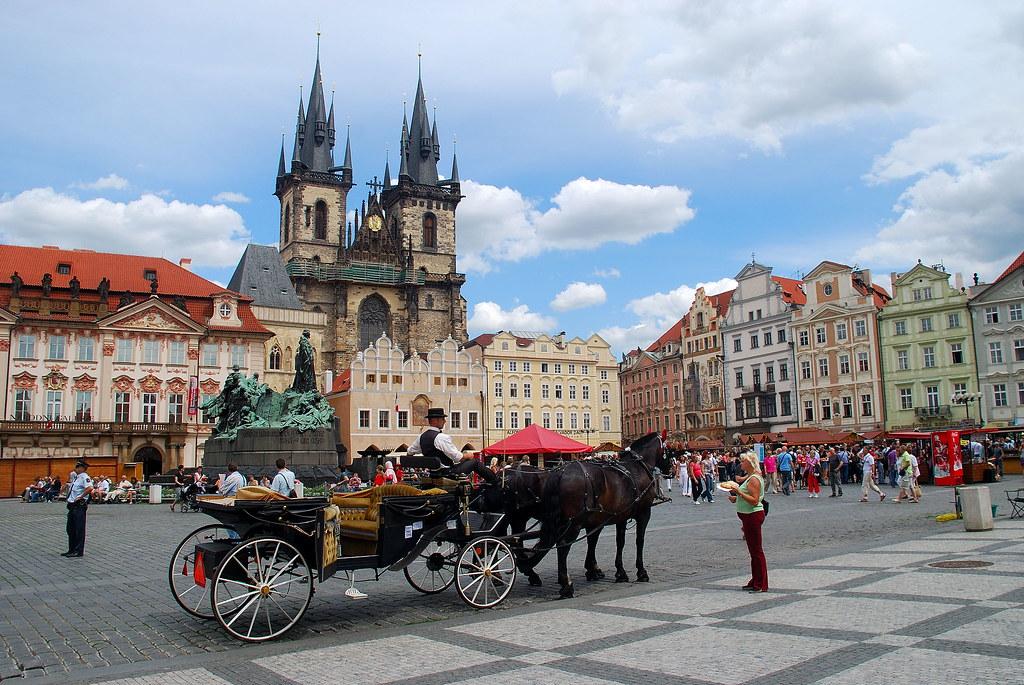 Visitare Praga in tre giorni
