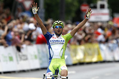 Moser and Liquigas-Cannondale take Poland