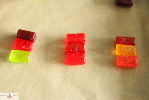 Rainbow Lollypops
