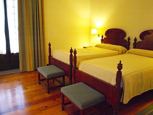 Bedroom at Parador, La Gomera