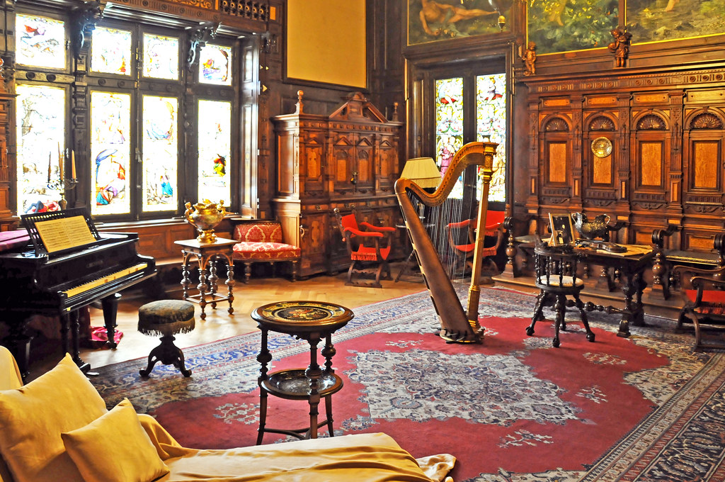 Romania-1592 - Music Room