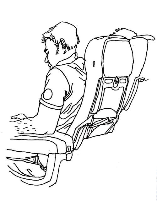 flygplansman
