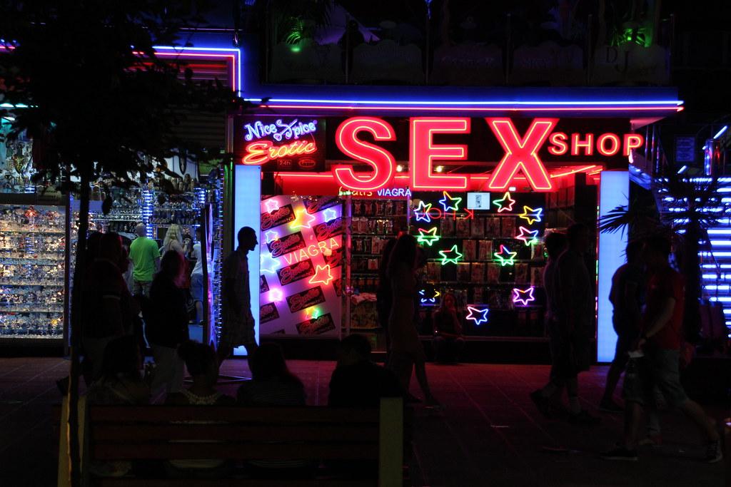 ... Sex Shop | Sunny Beach | by Toni Kaarttinen