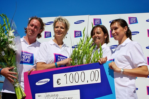 1000 euro voor SOS Kinderdorpen