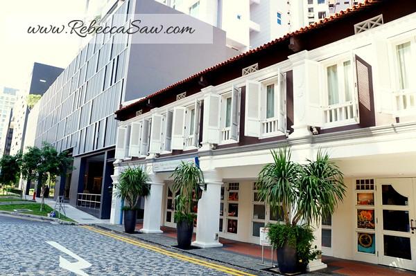 Albert Court Village Hotel - Singapore - hotel review (4)