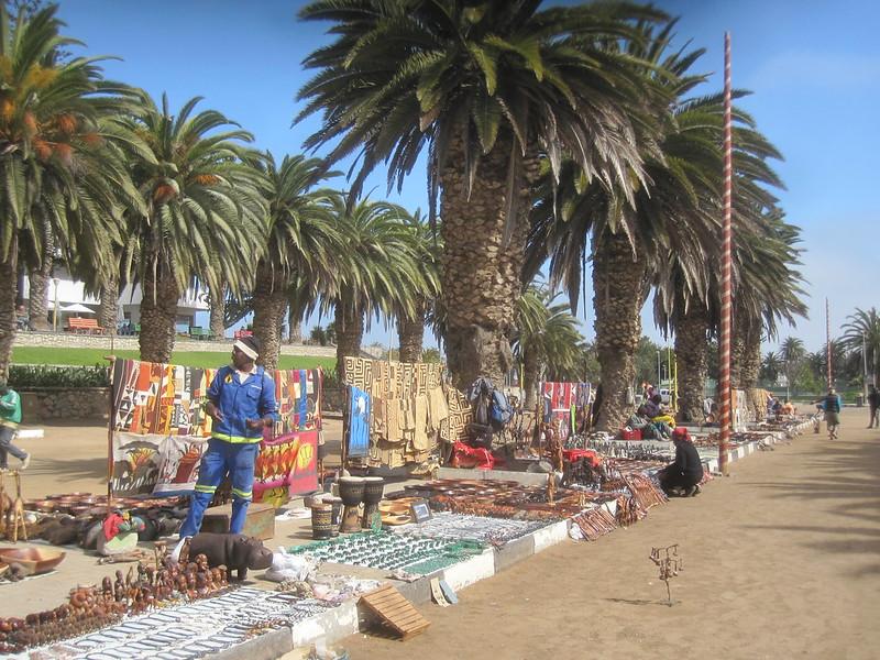 Swakopmund Namibia Market