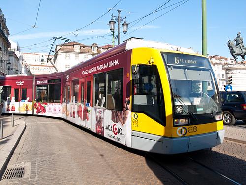 Tranvía 15 by treboada