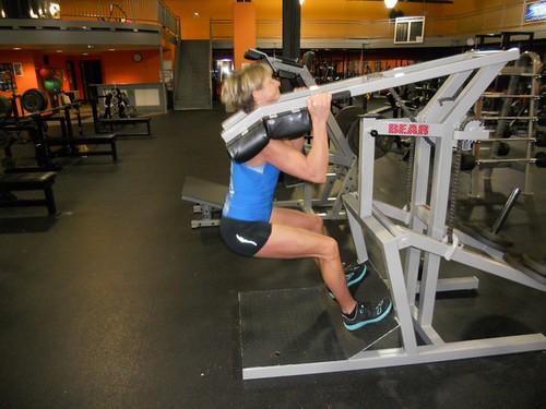 Strength training is key