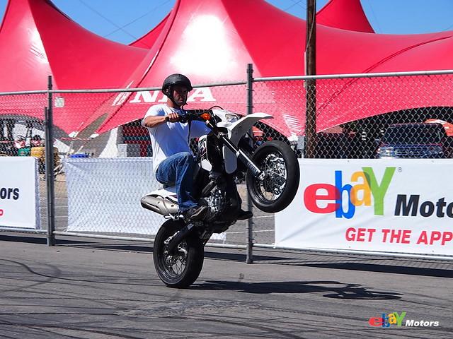 Bill Dixon - Freestyle Stunt Rider