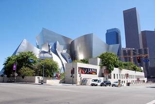 Walt Disney Concert Hall, Gehry Partners 2003