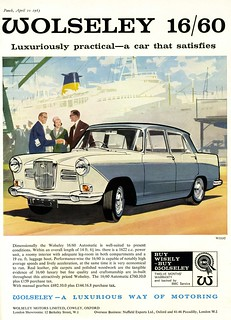 Buy wisely - buy Wolseley