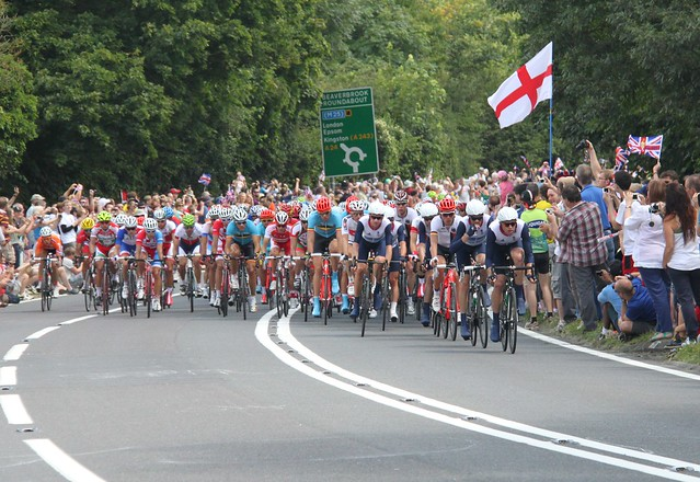 Olympic road race 2012