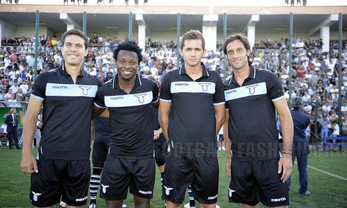 SS Lazio MACRON 2012/13 Home, Away and Third Soccer Jerseys / Football Kits / Maglie