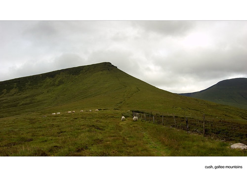 Cush, Galtee Mountains