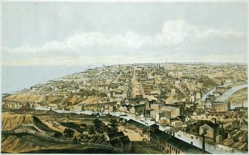 Cleveland, 1853