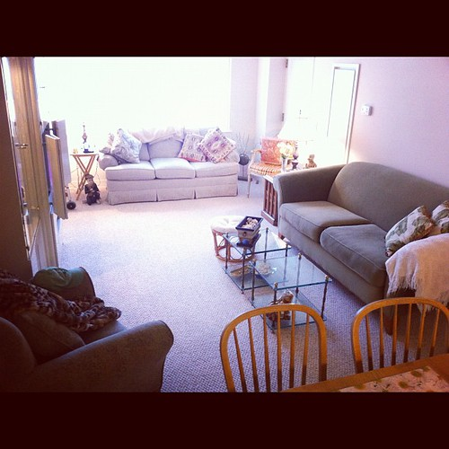 Mom's New Livingroom