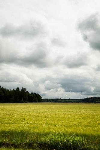 turku voiture route seb tampere foret sandrine radar finlande