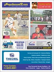 Jornal Arquibancada julho 2012 - Edição nº35