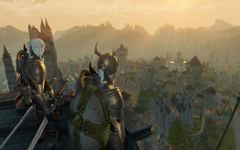 New ArcheAge Trailer Showcases Houses and Mirage Island
