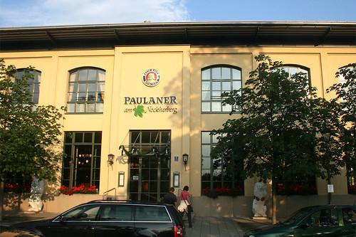Paulaner Biergarten Am Nockherberg