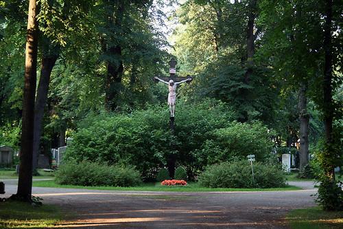 Cruzifix - Ostfriedhof München