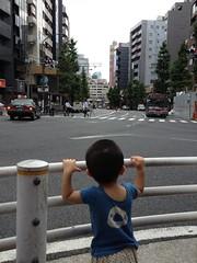 朝散歩 (2012/8/6)