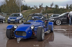 touring car(0.0), caterham 7(0.0), race car(1.0), automobile(1.0), lotus seven(1.0), vehicle(1.0), performance car(1.0), automotive design(1.0), antique car(1.0), vintage car(1.0), land vehicle(1.0), sports car(1.0),