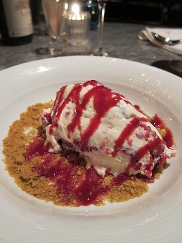 Tuttons - signature dessert