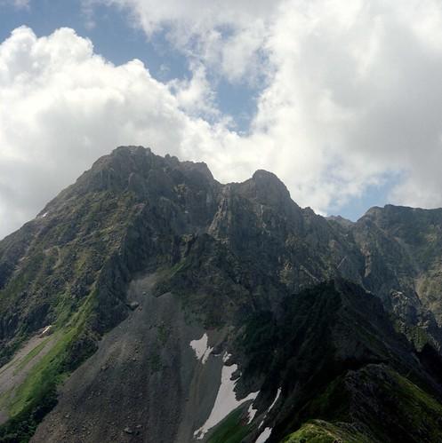 [Aug 5 2012 Minamidake - Kitahotaka]
