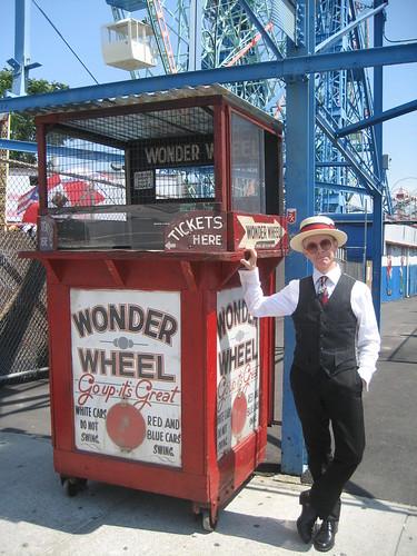 Jeff Wilday Coney Island History Project
