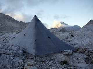 Khufu CTF3 Black with Triglav