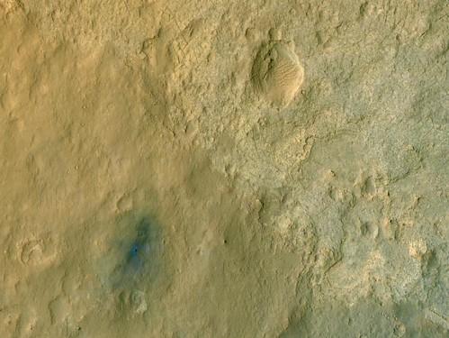 Marte Gale Curiosity