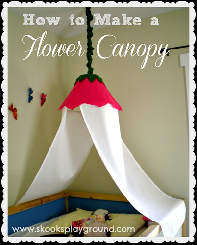 Flower Canopy Header