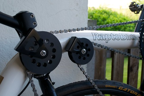 RaptoBike Midracer review