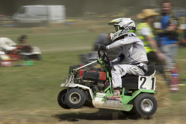 Lawn Mower Racing Flickr Photo Sharing