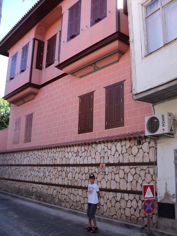 Музей Суны и Инана Кырач (Suna - İnan Kıraç Kaleiçi Müzesi), этнографический дом-музей