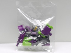 Transformers mini figures Review