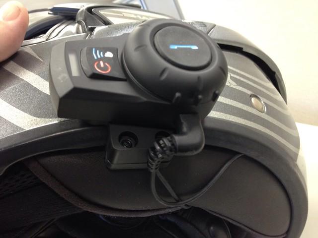 review aldi bauhn bluetooth stereo helmet headset rog42. Black Bedroom Furniture Sets. Home Design Ideas