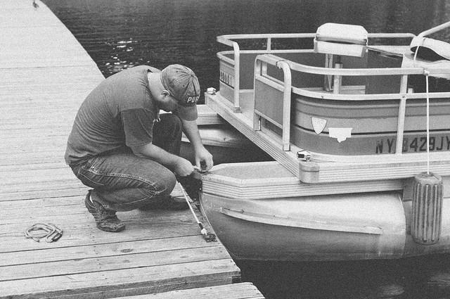 Bear & the Boat