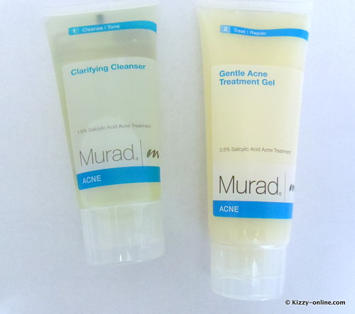 Murad Acne Clarifying Cleanser Gentle Treatment Gel