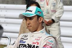 第2レースのスタート前、この時の一貴は何を考えていたのだろうか
