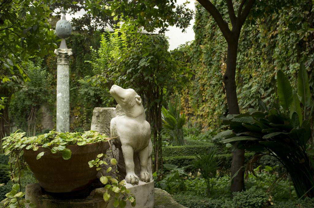 Jardín Casa de Pilatos
