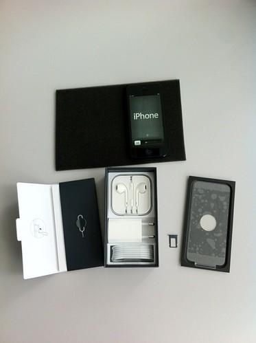 iPhone 5 - kidobozolás #6