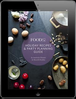 Food52 iPad App
