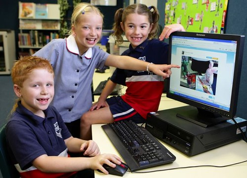 Stage 1 students create digital stories