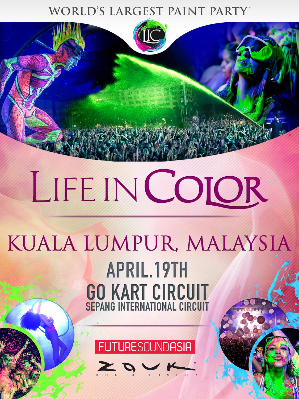 Life in Color ini